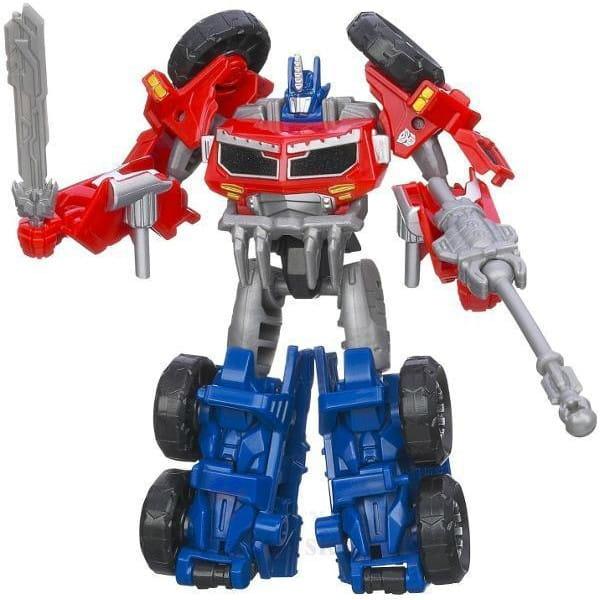 Купить Робот Охотники Коммандер Transformers Optimus Prime Оптимус Прайм (Hasbro) в интернет магазине игрушек и детских товаров