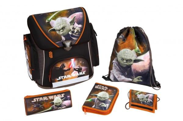 Ранец (рюкзак) с наполнением Scooli Star Wars Звездные войны