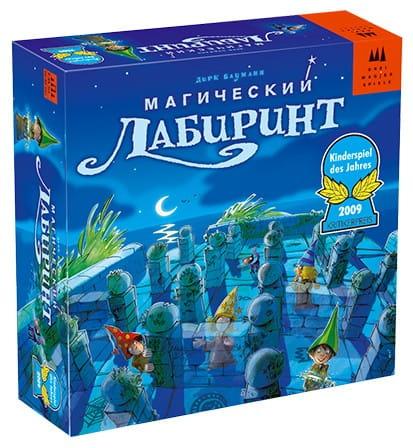 Купить Настольная игра Schmidt Магический лабиринт в интернет магазине игрушек и детских товаров