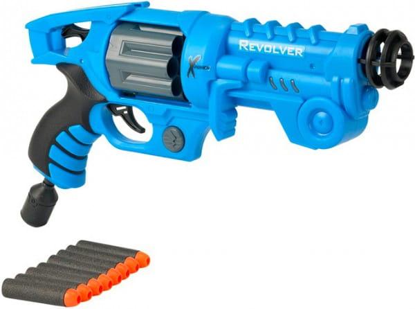 Купить Револьвер Simba X-Power в интернет магазине игрушек и детских товаров