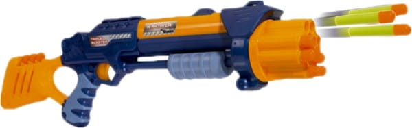 Бластер-ружье Simba X-Power