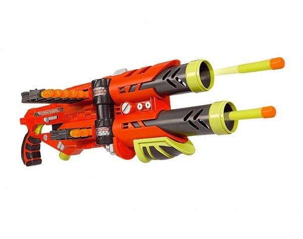 Купить Электронный бластер Simba X-Power в интернет магазине игрушек и детских товаров