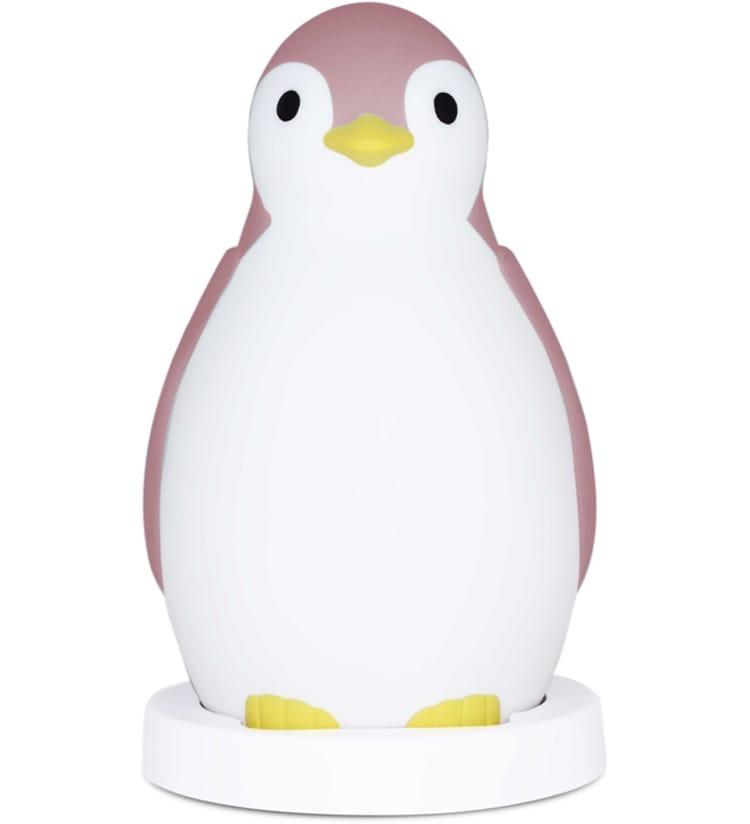 Светильник-ночник ZAZU Пингвиненок Пэм  розовый - Ночники