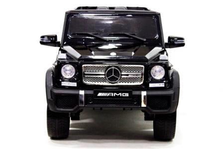 Электромобиль River Toys Mercedes-Benz G65-AMG 4WD (полноприводный) - Электромобили