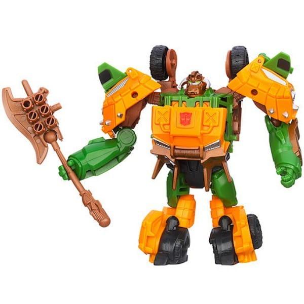 Купить Робот Охотники Коммандер Transformers Bulkhead (Hasbro) в интернет магазине игрушек и детских товаров