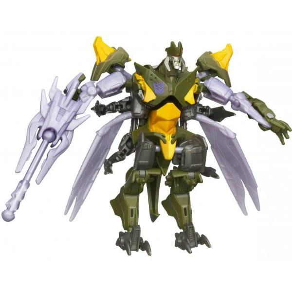 Купить Робот Охотники Коммандер Transformers Hardshell (Hasbro) в интернет магазине игрушек и детских товаров