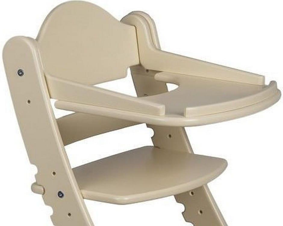 Столик для растущего стула ДВА КОТА  бежевый - Детская мебель