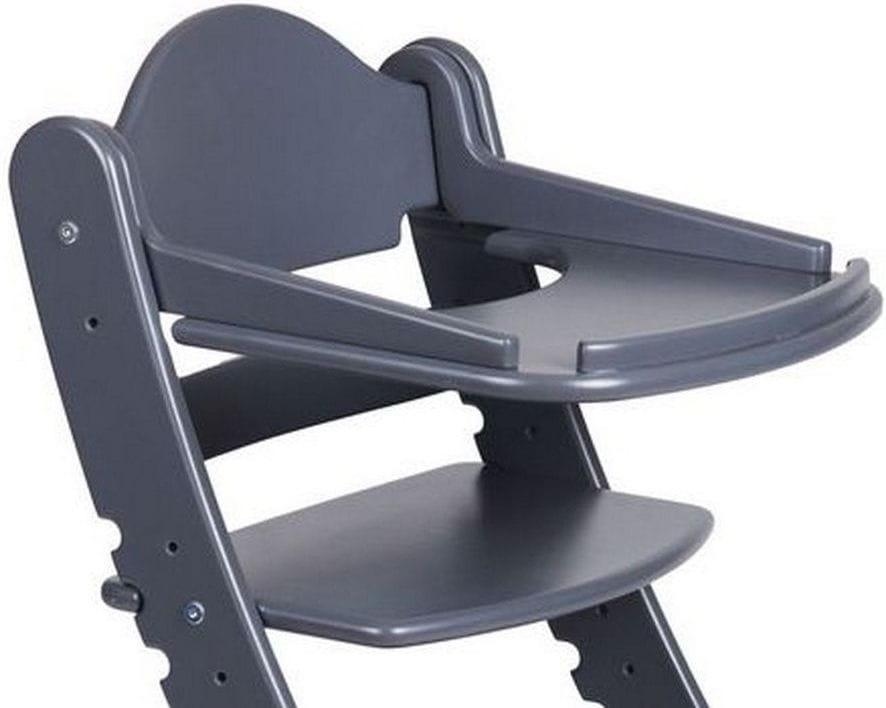 Столик для растущего стула ДВА КОТА  антрацит - Детская мебель