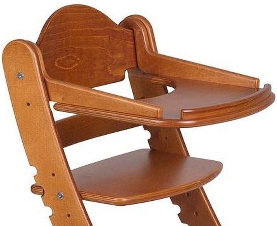 Столик для растущего стула ДВА КОТА  клен - Детская мебель