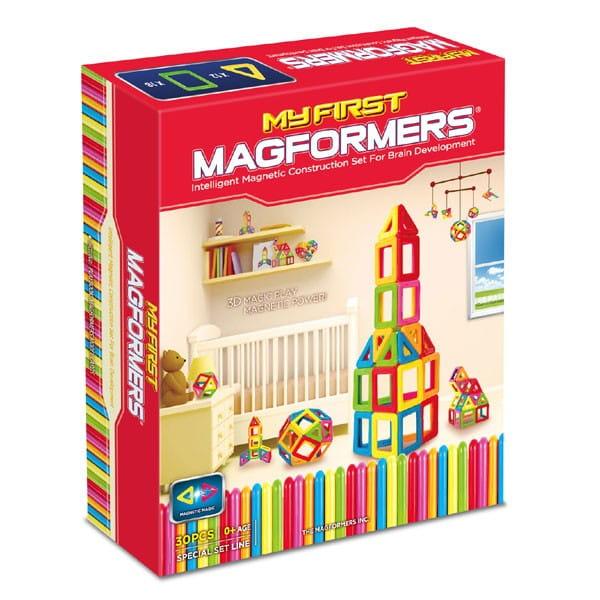 Магнитный конструктор Magformers 702001 (63107) My First Magformers 702001 (63107) 30