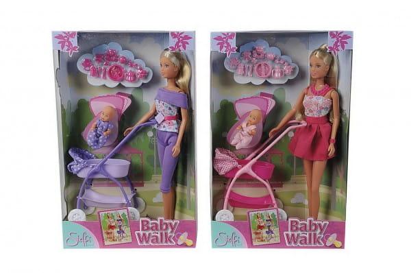 Кукла Steffi 5733067 Штеффи с ребенком (Simba)