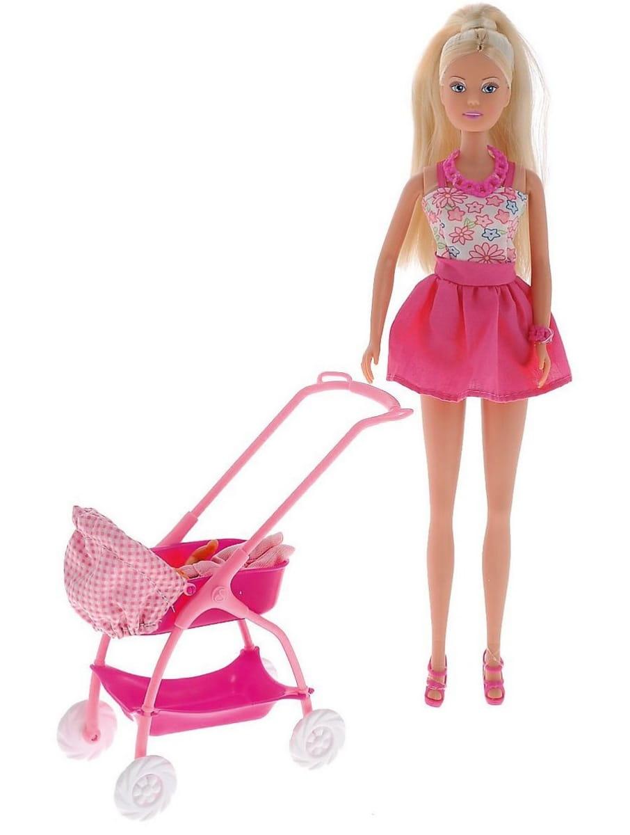 Кукла STEFFI Штеффи с ребенком (Simba)
