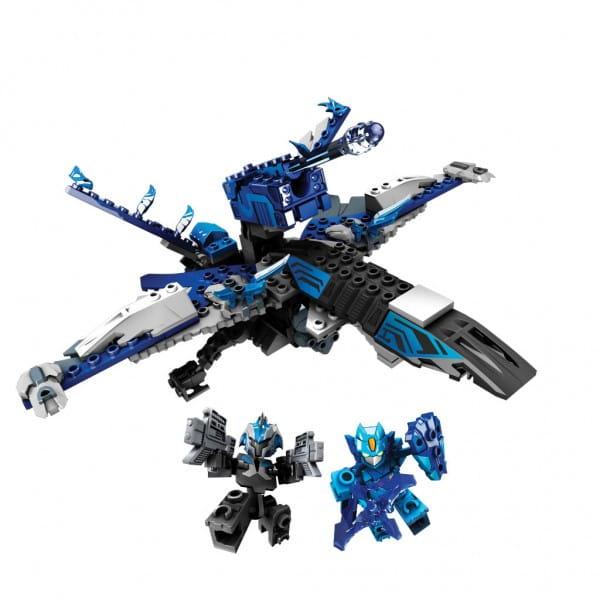 Купить Фигурка-трансформер Tenkai Knights Самолет - Грифон в интернет магазине игрушек и детских товаров
