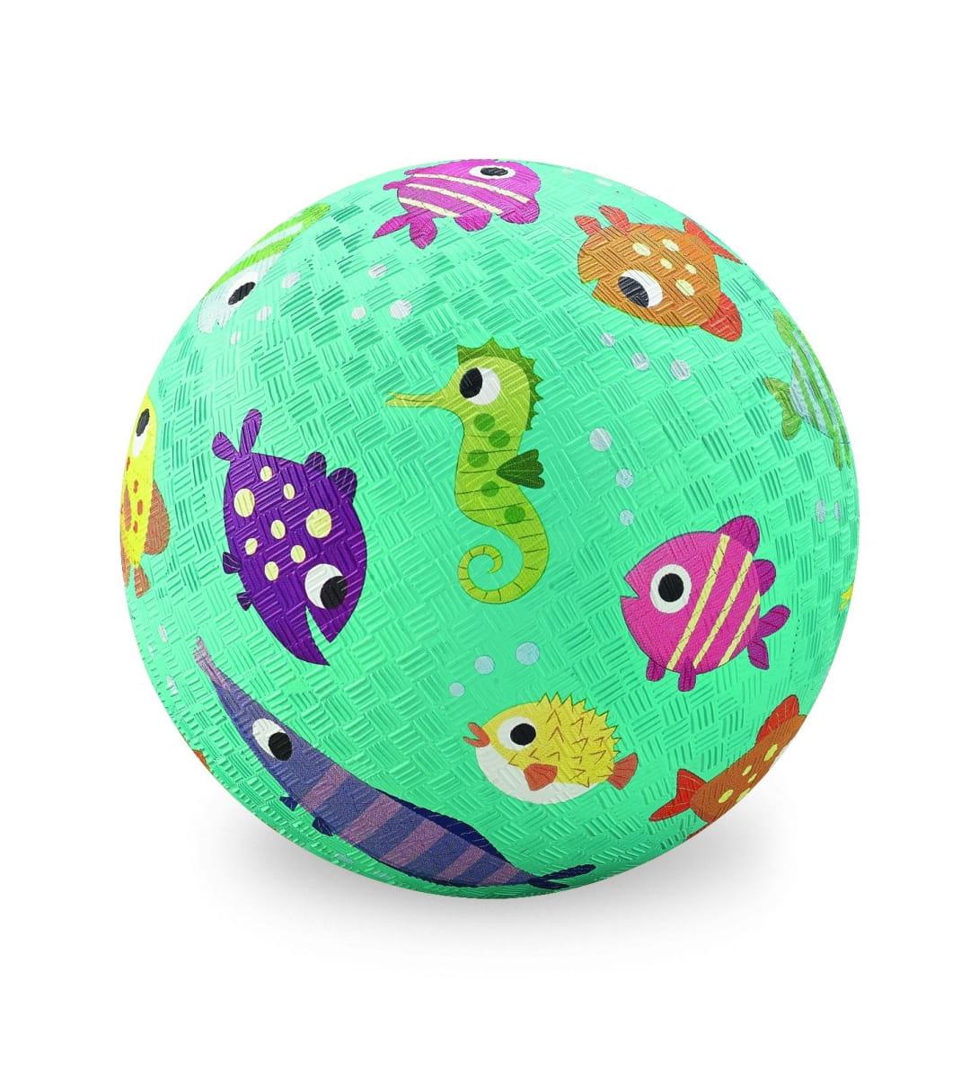 Мяч CROCODILE CREEK Рыба  13 см - Игры на природе