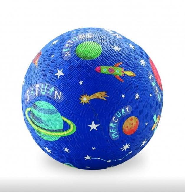 Мяч CROCODILE CREEK Солнечная система  18 см - Игры на природе