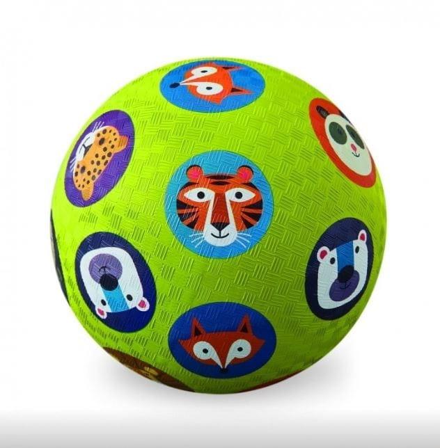 Мяч CROCODILE CREEK Джунгли Джамбори  18 см - Игры на природе