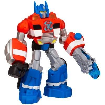 Купить Мини-робот Playskool Оптимус Прайм Optimus Prime (Hasbro) в интернет магазине игрушек и детских товаров