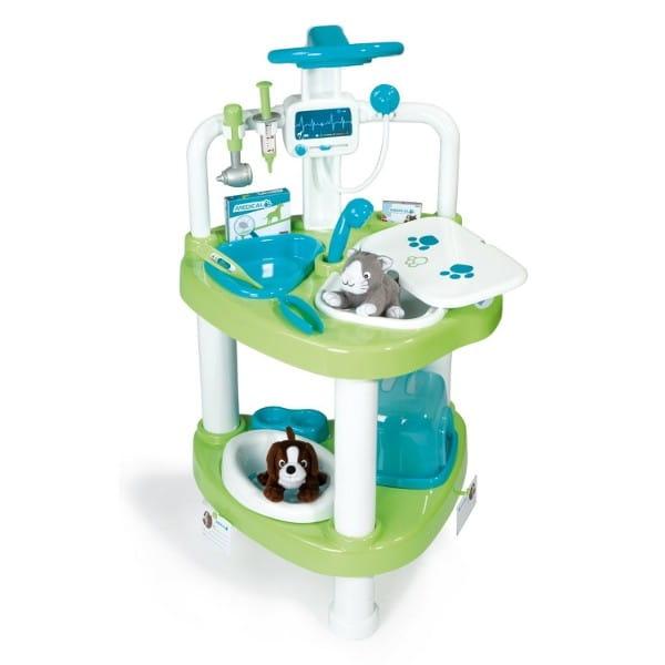 Купить Набор доктора Medical Ветеринарная миниклиника (Smoby) в интернет магазине игрушек и детских товаров