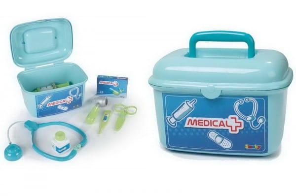 Купить Набор доктора Medical в чемодане (Smoby) в интернет магазине игрушек и детских товаров