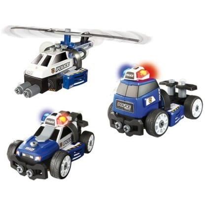 Купить Игровой набор Smoby Полиция в интернет магазине игрушек и детских товаров