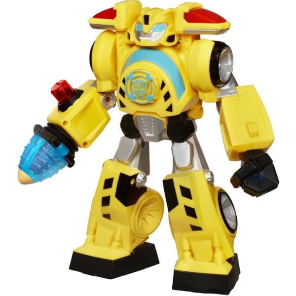Купить Мини-робот Playskool Бамблби Bumblebee (Hasbro) в интернет магазине игрушек и детских товаров