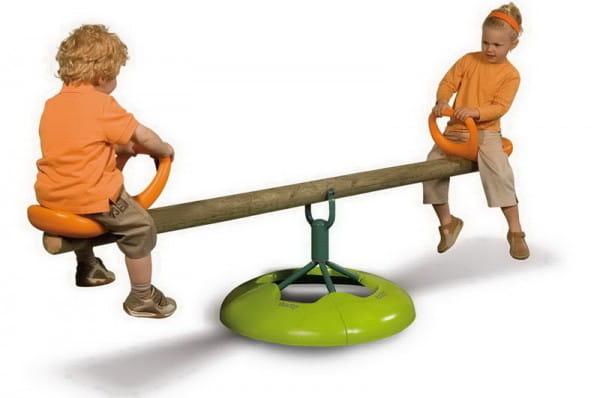 Купить Качели Smoby Дуэт в интернет магазине игрушек и детских товаров