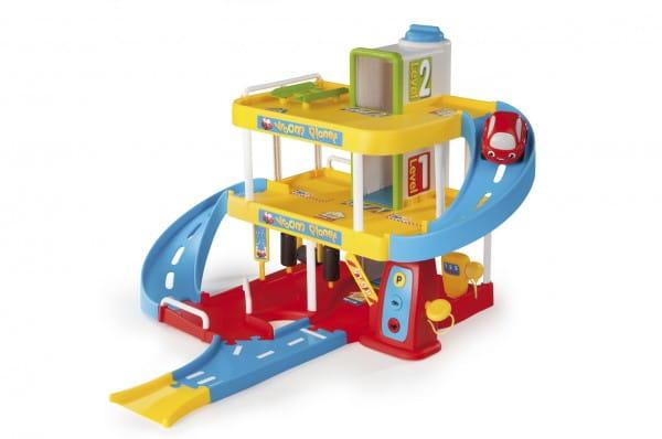 Купить Электронная парковка Vroom Planet (Smoby) в интернет магазине игрушек и детских товаров