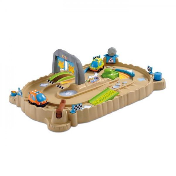 Купить Трек с машинками Vroom Planet (Smoby) в интернет магазине игрушек и детских товаров
