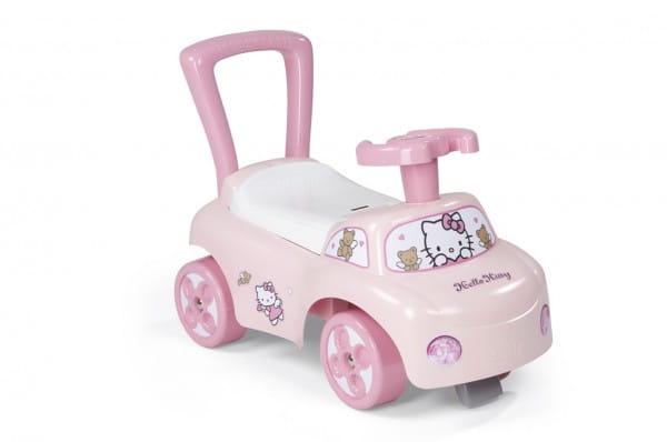 Купить Каталка Smoby Hello Kitty в интернет магазине игрушек и детских товаров