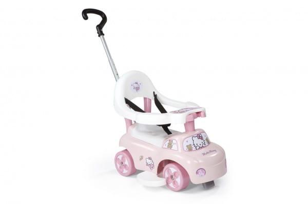 Купить Каталка-трансформер Hello Kitty (Smoby) в интернет магазине игрушек и детских товаров
