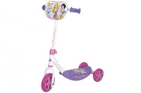 Купить Детский Самокат Disney Princess 3-х колесный (Smoby) в интернет магазине игрушек и детских товаров