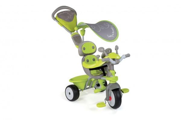 Купить Детский трехколесный велосипед Baby Driver Confort Paris (Smoby) в интернет магазине игрушек и детских товаров