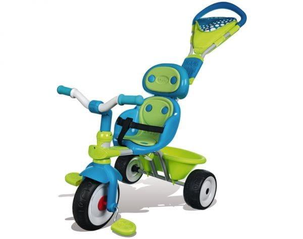 Купить Детский трехколесный велосипед Baby Driver Confort Sport (Smoby) в интернет магазине игрушек и детских товаров