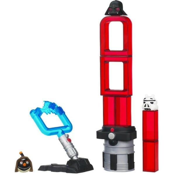 Купить Настольная игра Angry Birds Star Wars Ответный удар Darth Vaders Lightsaber (Hasbro) в интернет магазине игрушек и детских товаров