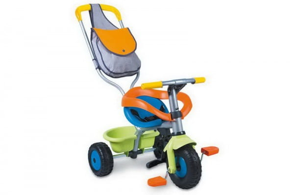 Детский трехколесный велосипед Be Fun Confort (Smoby)