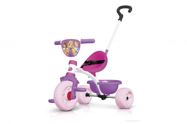 Купить Детский трехколесный велосипед Be Move Princess (Smoby) в интернет магазине игрушек и детских товаров