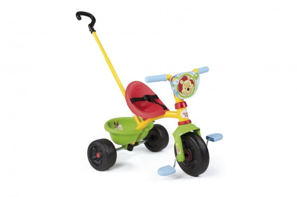 Купить Детский трехколесный велосипед Be Move Winnie (Smoby) в интернет магазине игрушек и детских товаров