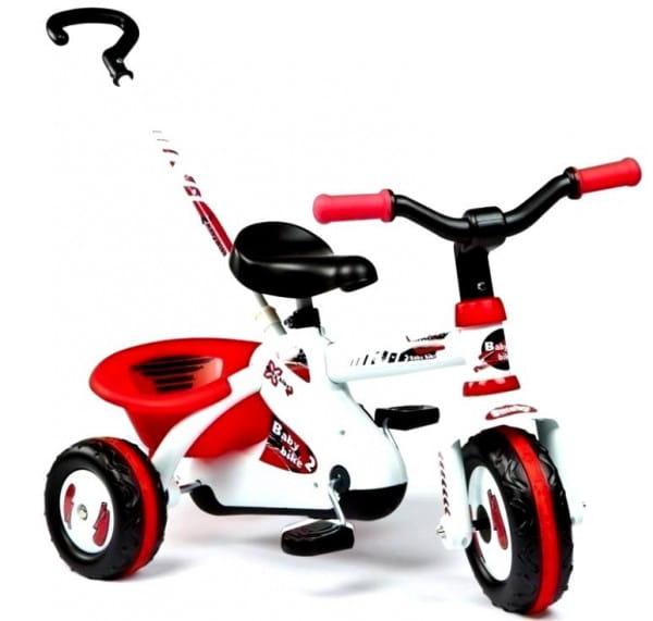 Купить Детский трехколесный велосипед First Bike Sport Line (Smoby) в интернет магазине игрушек и детских товаров