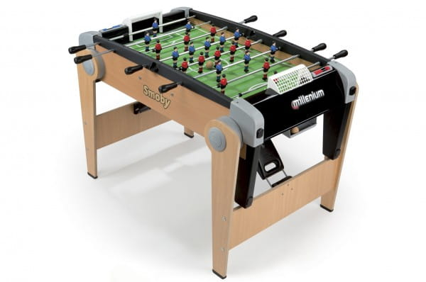 Купить Складной футбольный стол Millenium (Smoby) в интернет магазине игрушек и детских товаров