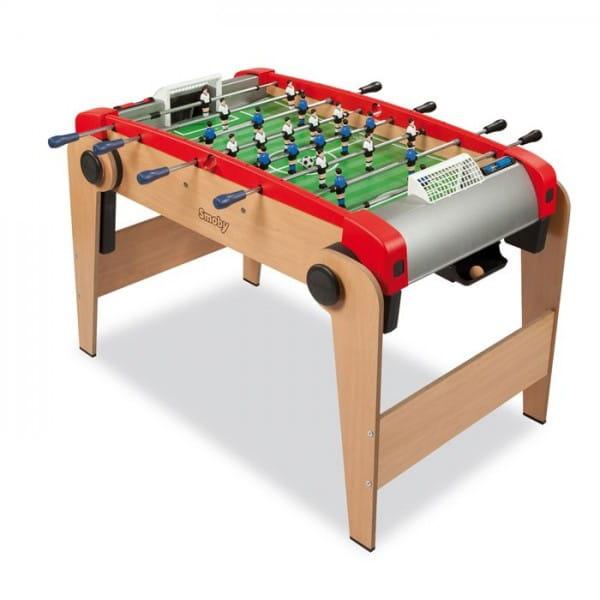 Купить Складной футбольный стол Smoby в интернет магазине игрушек и детских товаров