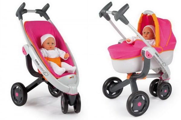 Купить Коляска для куклы Maxi-cosi (Smoby) в интернет магазине игрушек и детских товаров