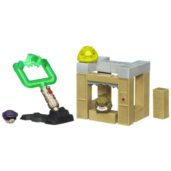 Купить Настольная игра Angry Birds Star Wars Ответный удар Jabbas Palace (Hasbro) в интернет магазине игрушек и детских товаров
