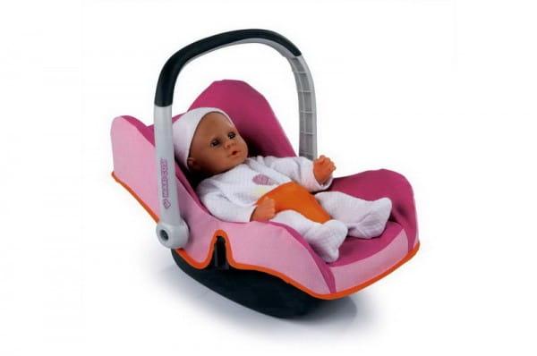 Купить Сиденье-переноска для куклы Maxi Cosi (Smoby) в интернет магазине игрушек и детских товаров