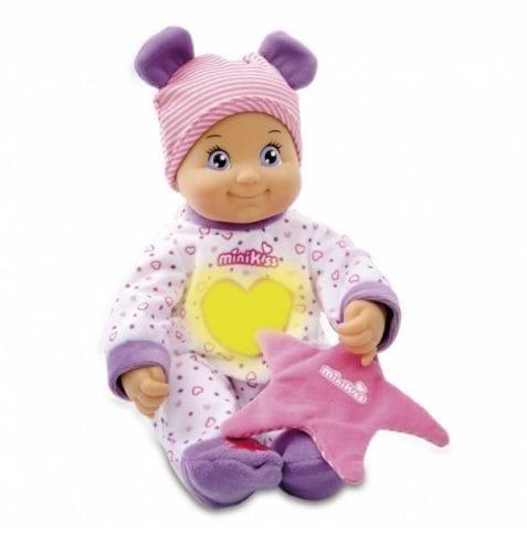 Купить Кукла Smoby Minikiss Dodo со звездочкой 27 см в интернет магазине игрушек и детских товаров