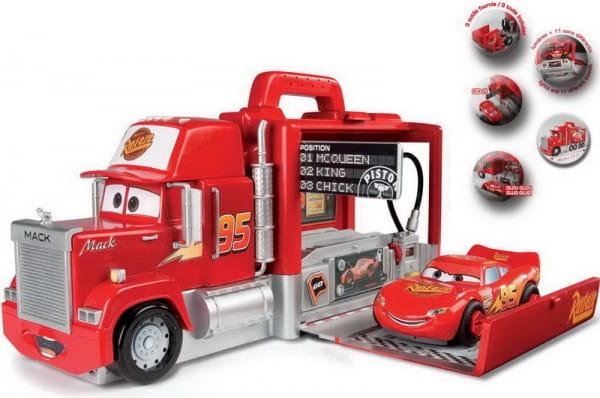 Купить Чемоданчик Мак и Молния МакКуин (Smoby) в интернет магазине игрушек и детских товаров