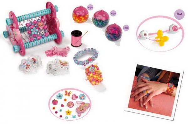 Купить Игровой набор для создания украшений Winx (Smoby) в интернет магазине игрушек и детских товаров