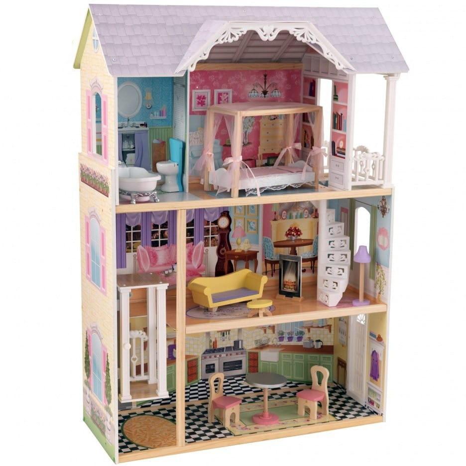 Кукольный домик KidKraft Кайли Kaylee (Кайла Kayla 2)