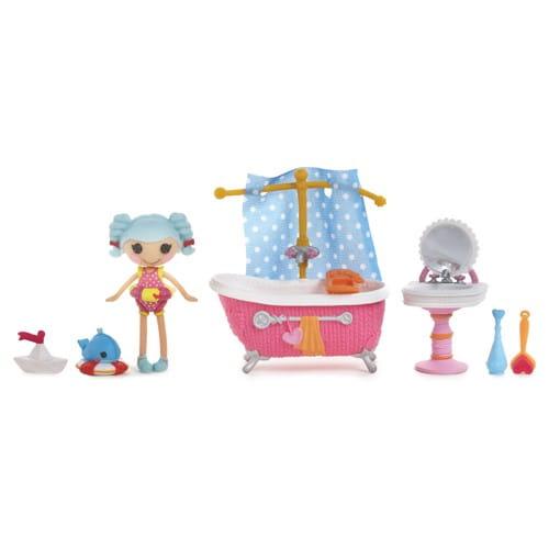 Купить Игровой набор Lalaloopsy Интерьер - Ванная комната в интернет магазине игрушек и детских товаров