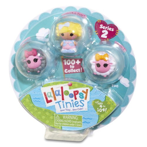 Кукла Lalaloopsy Малютки - 3 штуки