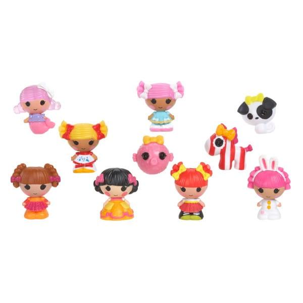 Кукла Lalaloopsy 529514 Малютки - 10 штук